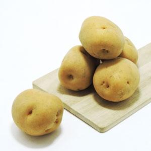 白土馬鈴薯 Sサイズ
