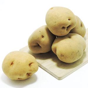 白土馬鈴薯 Mサイズ